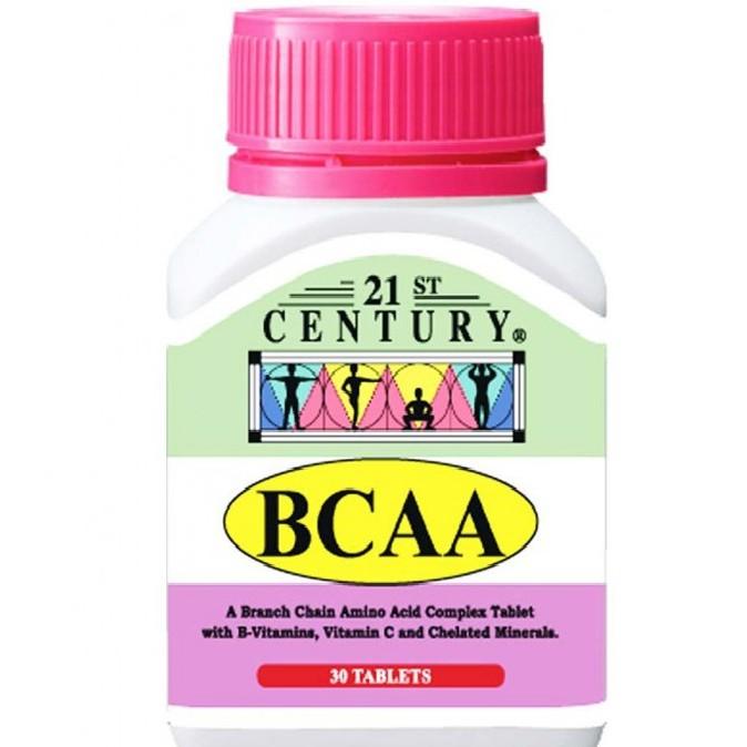 21st Century BCAA (30's)