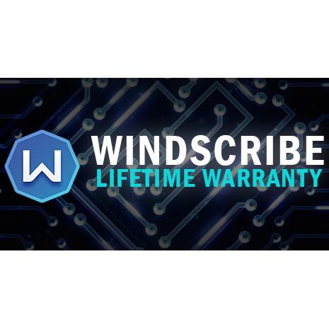 #VPN Windscribe PRO Reliable VPN SUBSCRIPTION LIFETIME WARRANTY (AUTO  RENEWAL)