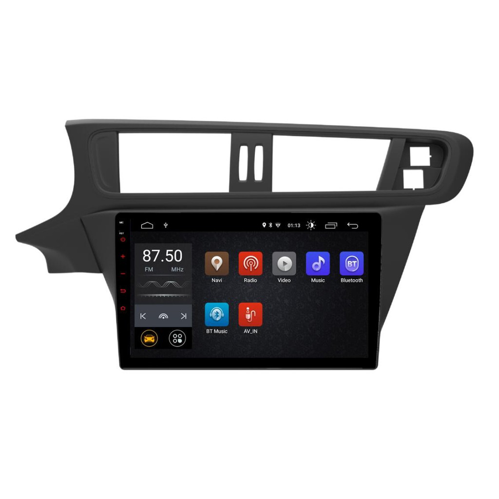 Car dvd player for C3-XR with Android system GPS Navi/  TV/Bluetooth/AM/FM/Radio