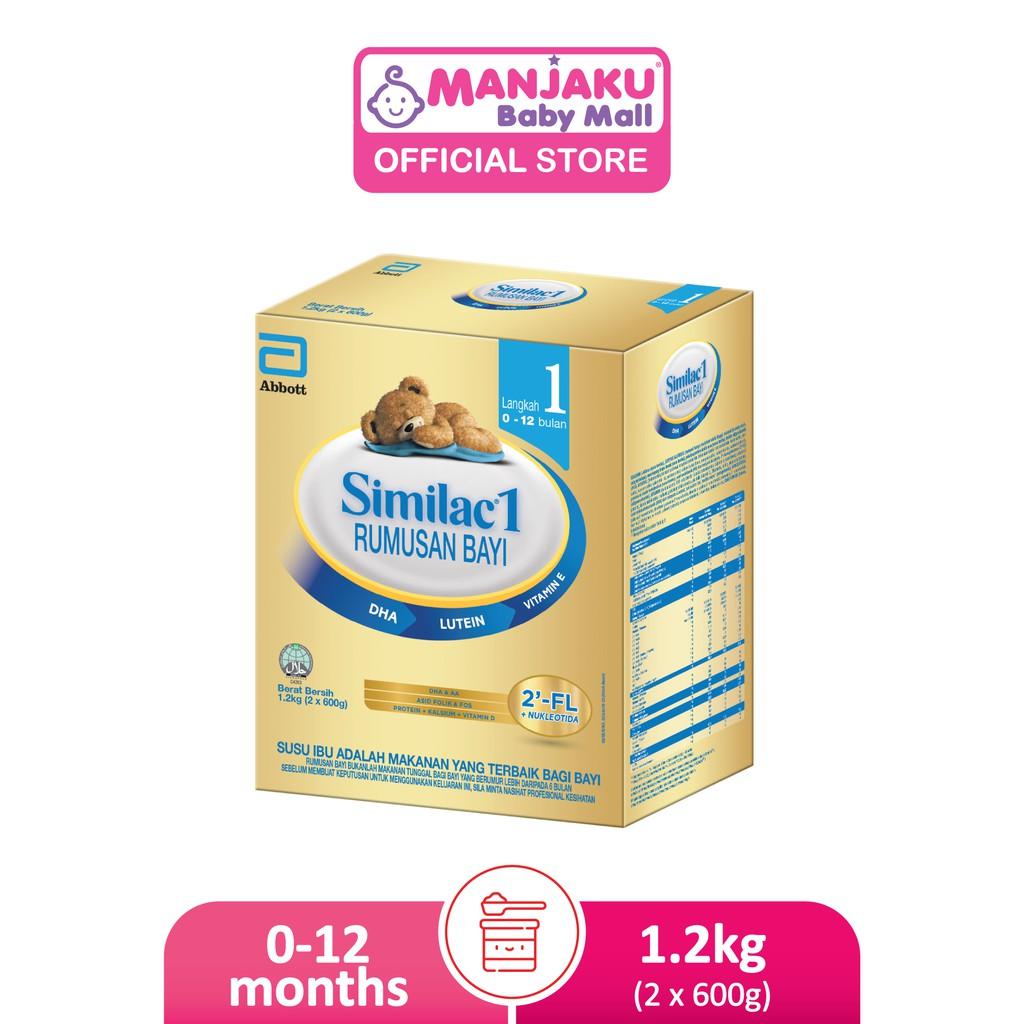 Similac 1 Infant Milk Formula (1.2 kg)