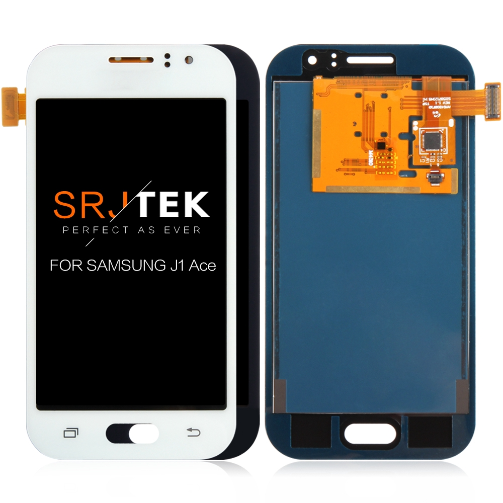 Can Adjust Bright LCD For Samsung Galaxy J1 Ace J110 SM-J110F J110H LCD  Display Touch Screen Digitizer Assembly Replaces