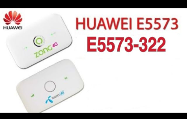 Huawei E5573 E5573-322 Portable Modem Wifi Mifi Router