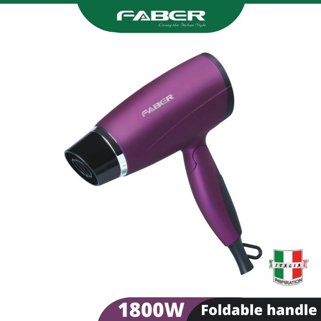 FABER HAIR DRYER FHD VIOLA 1800