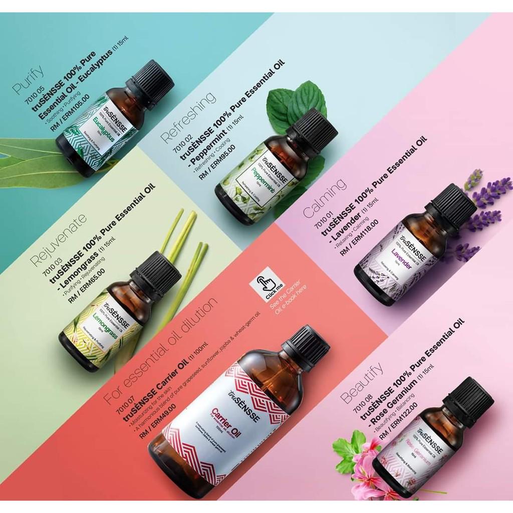 Tupperware Trusensse Florea 3-in-1 Aroma Diffuser & Essential Oils