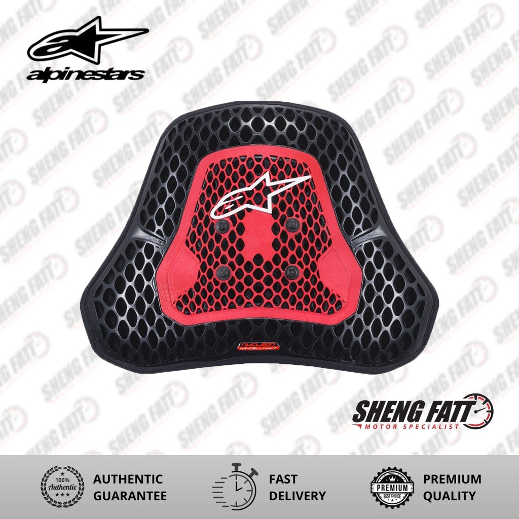 Alpinestars Chest Protector NKR CELL CiS L size