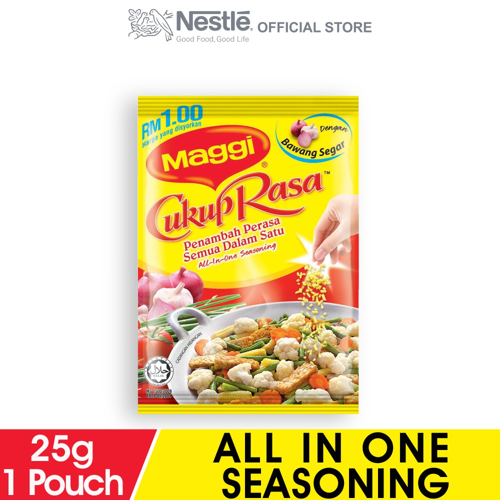 MAGGI Cukup Rasa All in One Seasoning (25g)