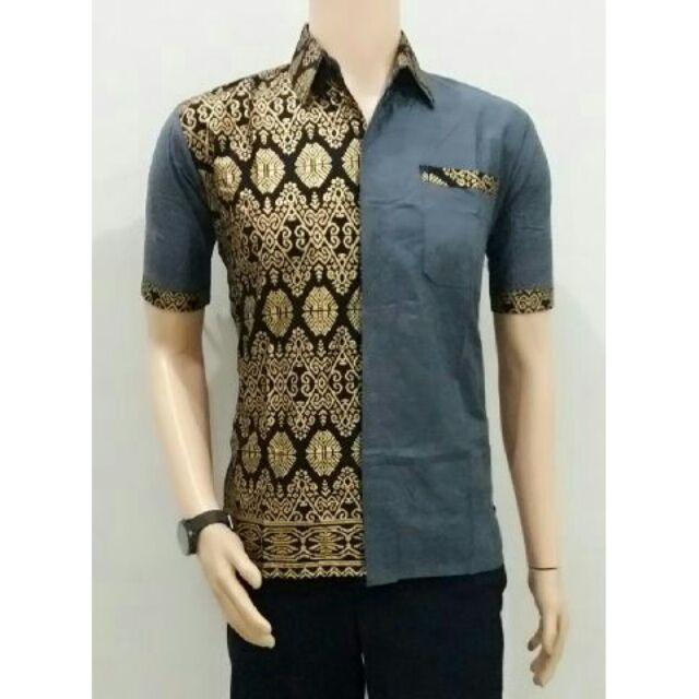 Kemeja Batik  e646272d90