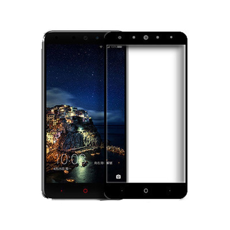 Full Cover Screen Protector For OPPO F1s Tempered Glass | Shopee Malaysia