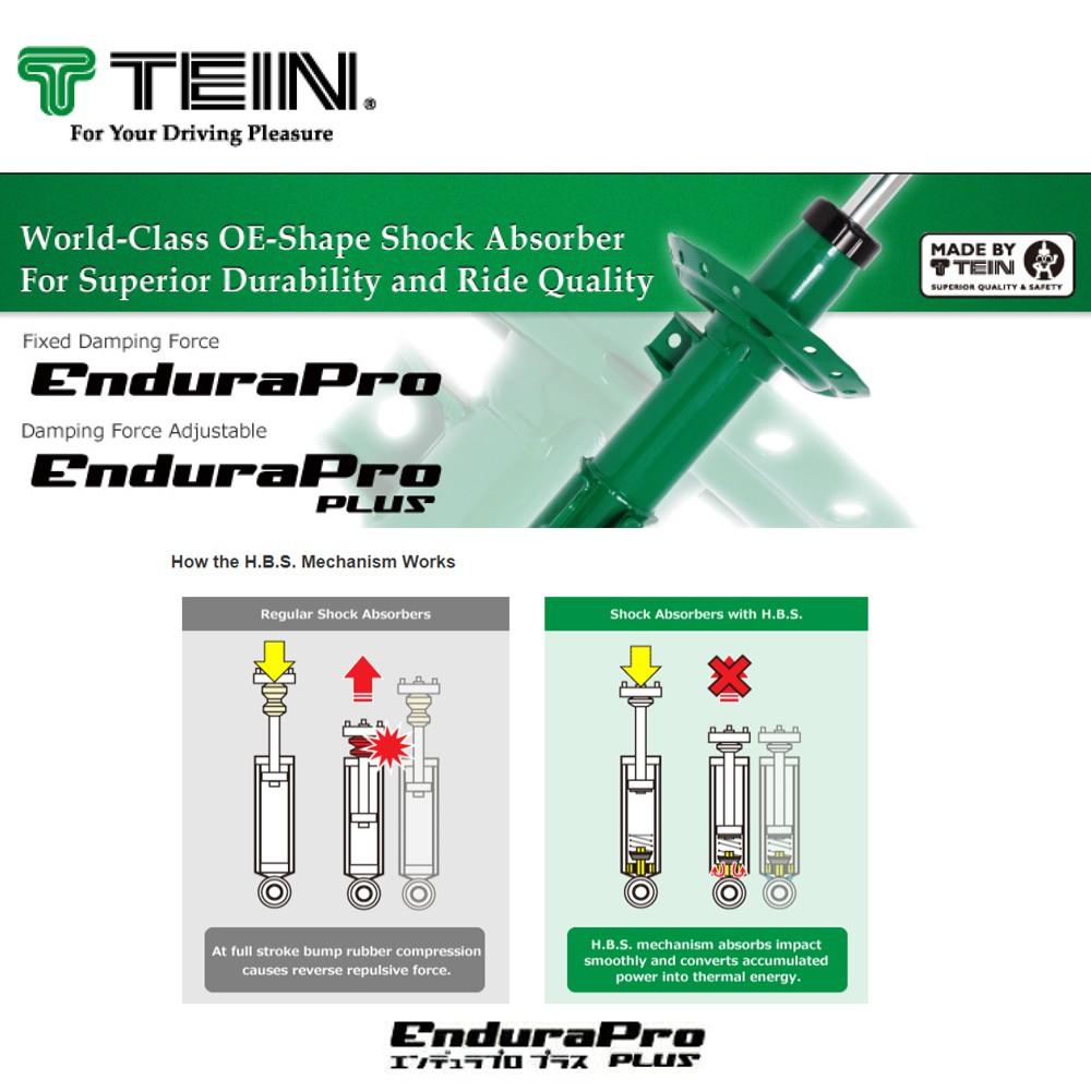 Tein Honda Accord 2013+CR EnduraPro Plus Shock Absorbers