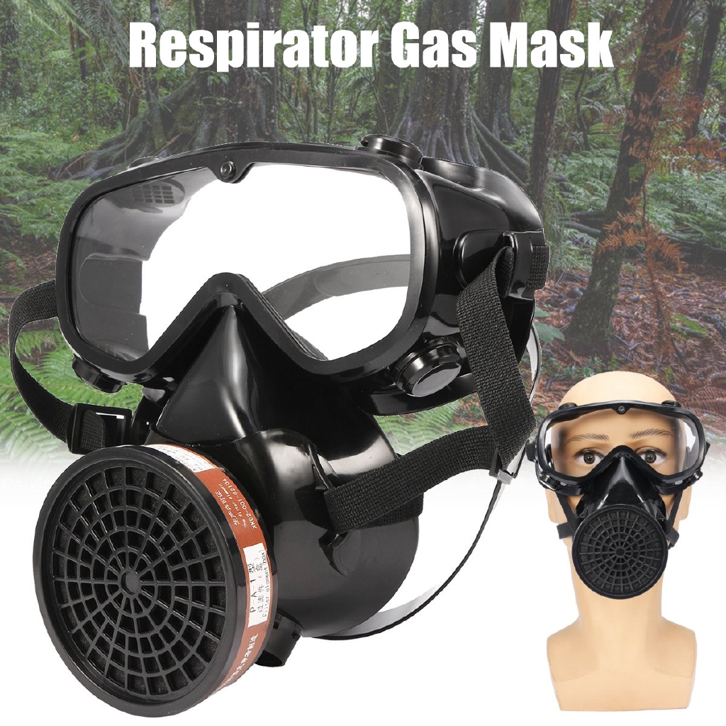 Steady Industrial Safety 3m7502 Suits Respirator Gas Mask Chemical Mask Spray Chemical Dust Filter Breathe Mask Paint Dust Half Gas Fire Protection Fire Respirators
