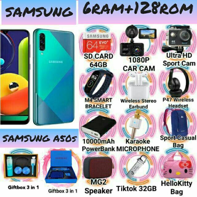 HotModel!!! Samsung A50s (6ram+128rom)