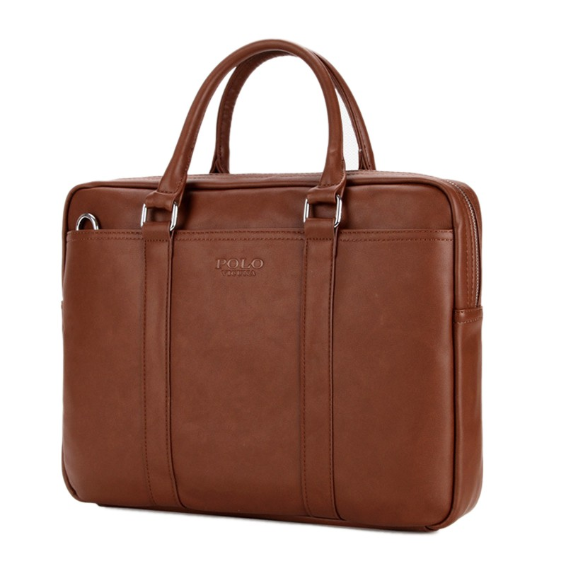 9f0da9ba5d Men's business bag shoulder bag briefcase Messenger custom | Shopee Malaysia