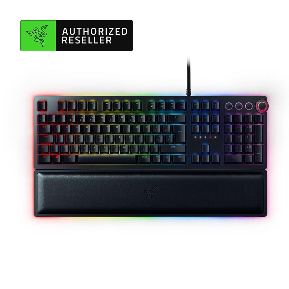 Razer Huntsman Elite Opto-Mechanical Gaming Keyboard