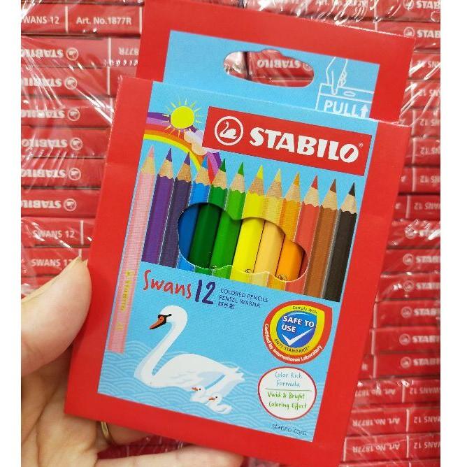 Stabilo Colour Pencil 12S ,12L, 24, 36 Colour