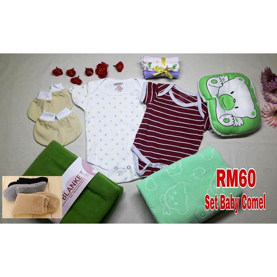set baby comel | shopee malaysia