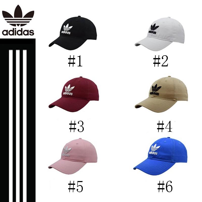 New Mens Ladies Promotional Plain Baseball Cap Adults Hat Adjustable Strap