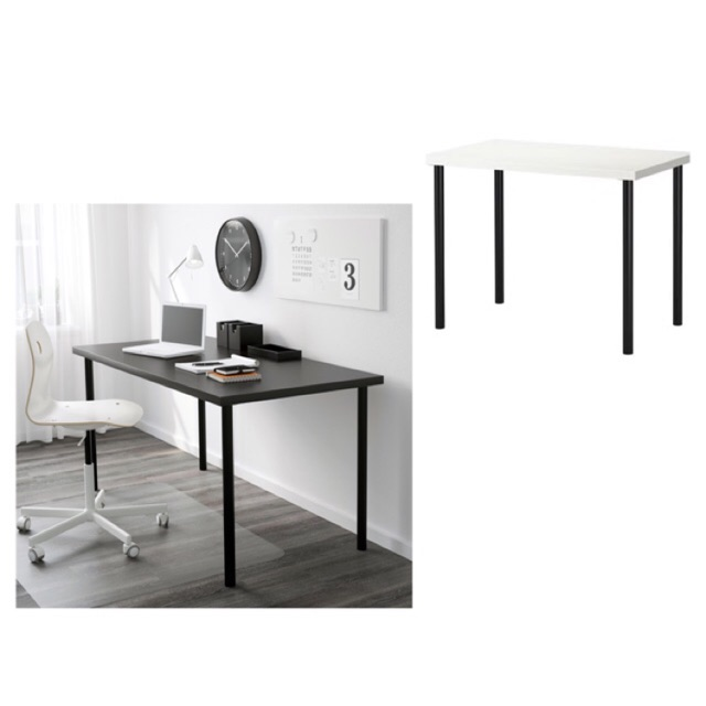 Ikea Linnmon Computer Study Table Meja Komputer Meja Belajar Murah Ikea