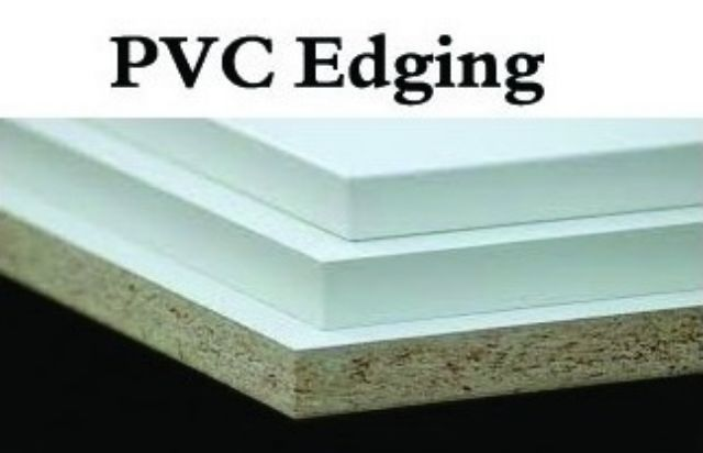 22mm / 25mm / 50mm PVC Edging (White) | Shopee Malaysia