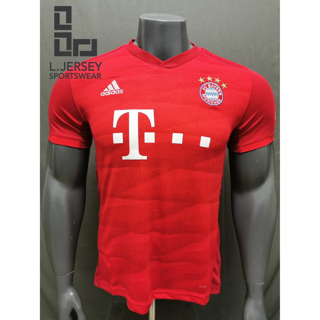 Bayern München Men Home Season 19/20 CLIMALITE Fans Jersey