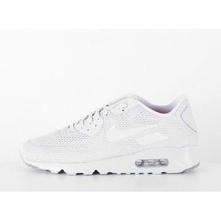 Nike Air Max 90 Ultra Breathe Sneakers 725222 012 Grey   Goxip