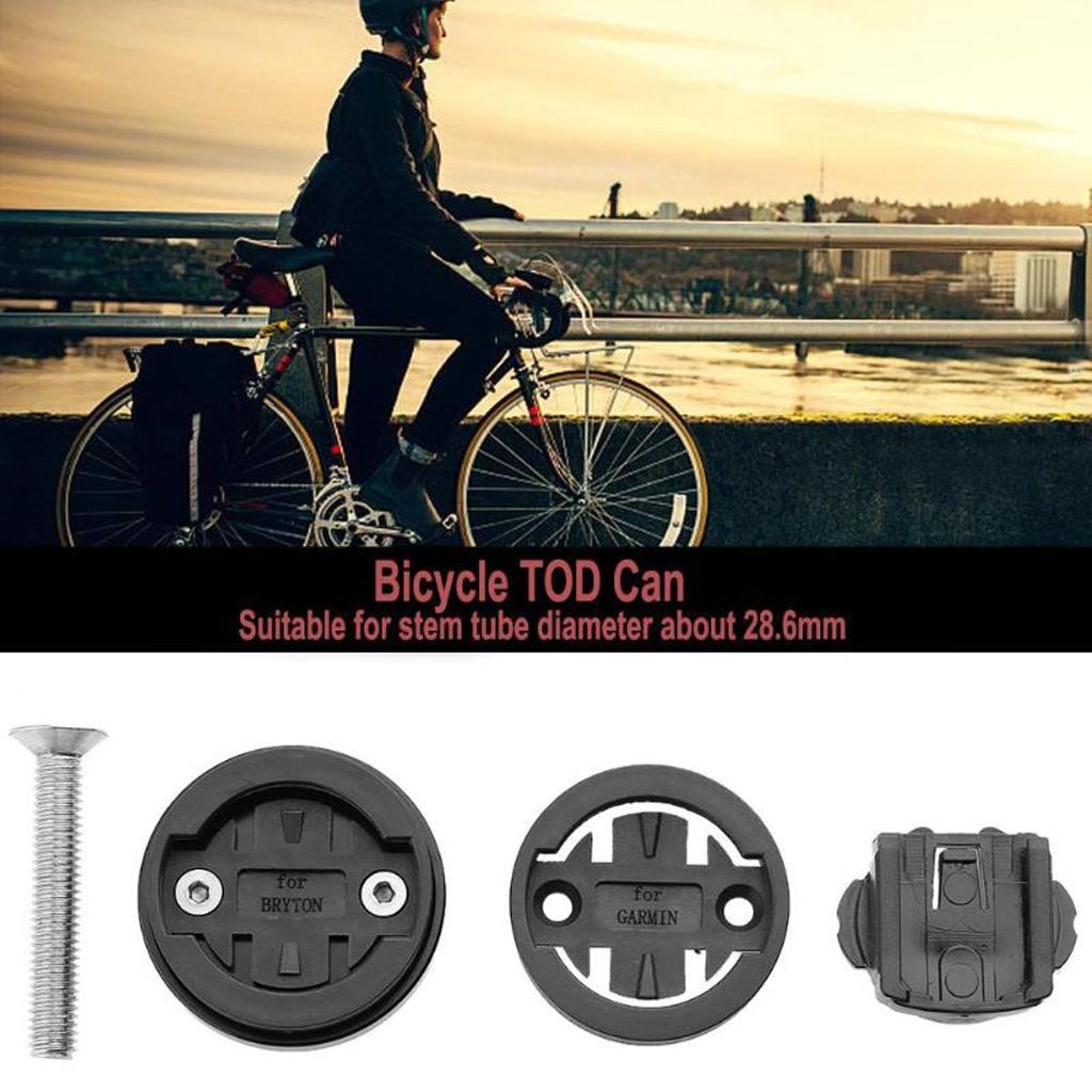Bike Headset Stem Top Cap For GARMIN 1000 820 Cover Computer Stopwatch Mount