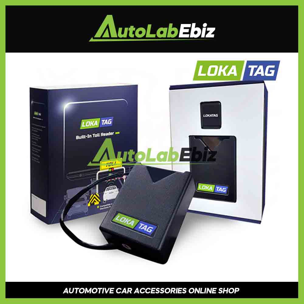 LokaTag Built-in Toll Reader (Replace Smart Tag)