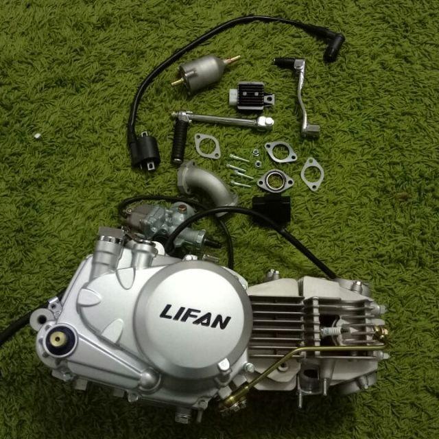 50cc 110cc 125cc 150cc 250cc Zongshen Loncin Lifan Engine