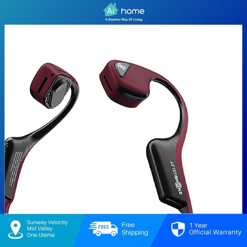 Aftershokz Air Bluetooth Bone Conduction On-ear Headphones - IP55 | Sweat Resistance [ Aihome ]