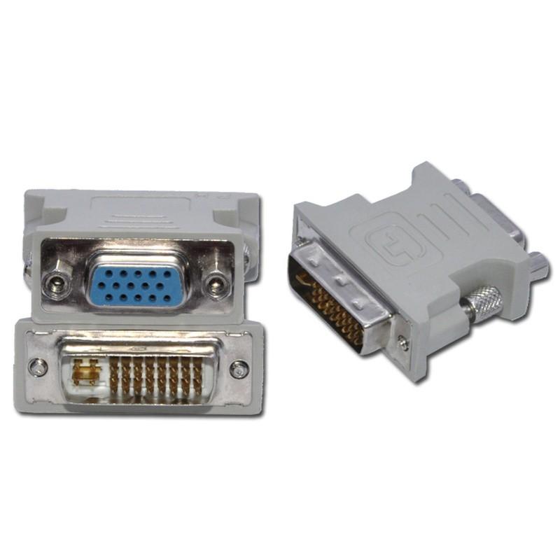 DVI (24+5)(M) TO VGA (F) Converter