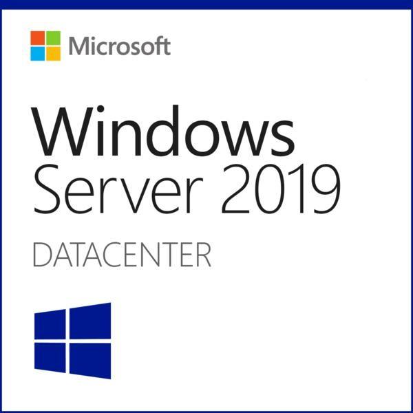 Windows Server 2019 Datacenter Genuine Activation License - 1 PC