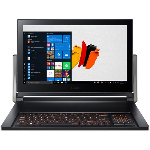 """Acer 17.3"""" ConceptD 9 Multi-Touch 2-in-1 Laptop - CN917-71-96FM (i9-9980HK ,32GB RAM ,1TB SSD ,RTX2080)"""