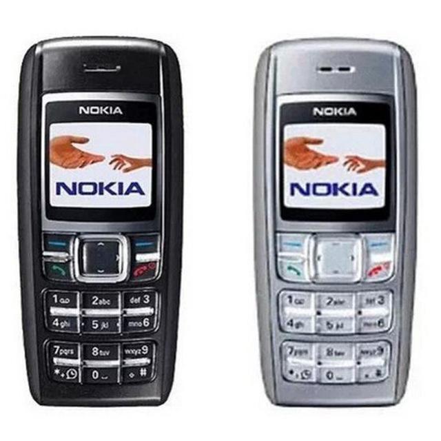 Nokia 1600 RECON REFURBISHED (Ready Stock) Import Set