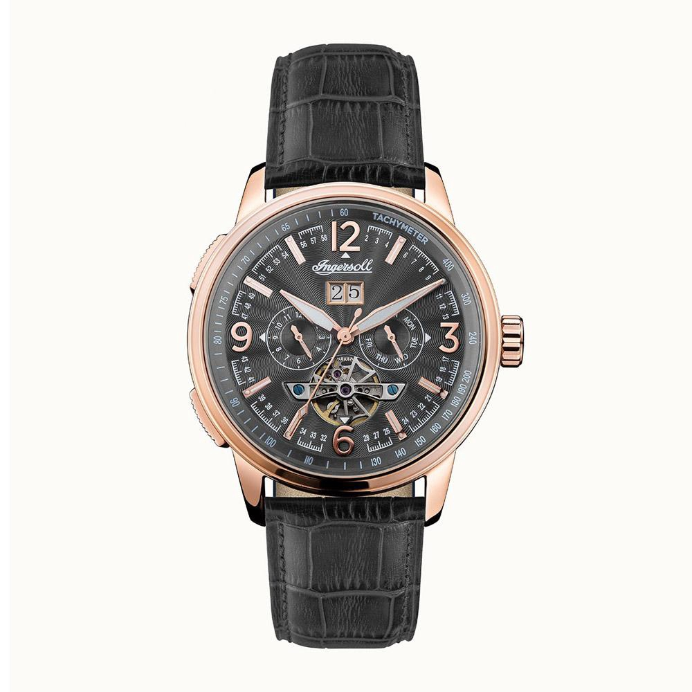 b28a2a0fa ProductImage. ProductImage. Ingersoll The Regent Automatic I00302 Men Watch