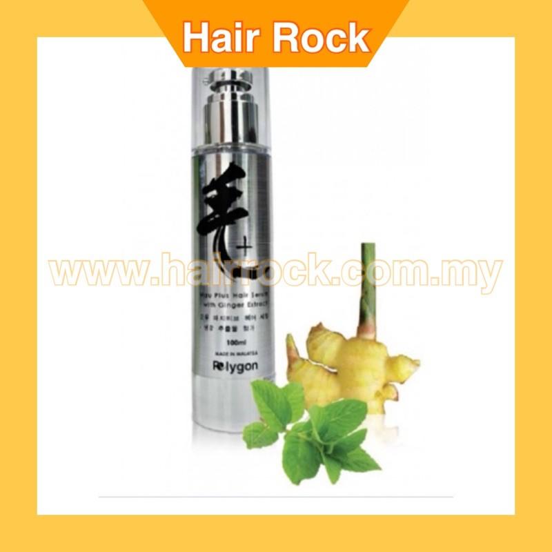 Mau Plus Hair Follicle Revitalizer Ginger Hair Tonic