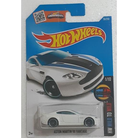 Hot Wheels Aston Martin V8 Vantage Shopee Malaysia