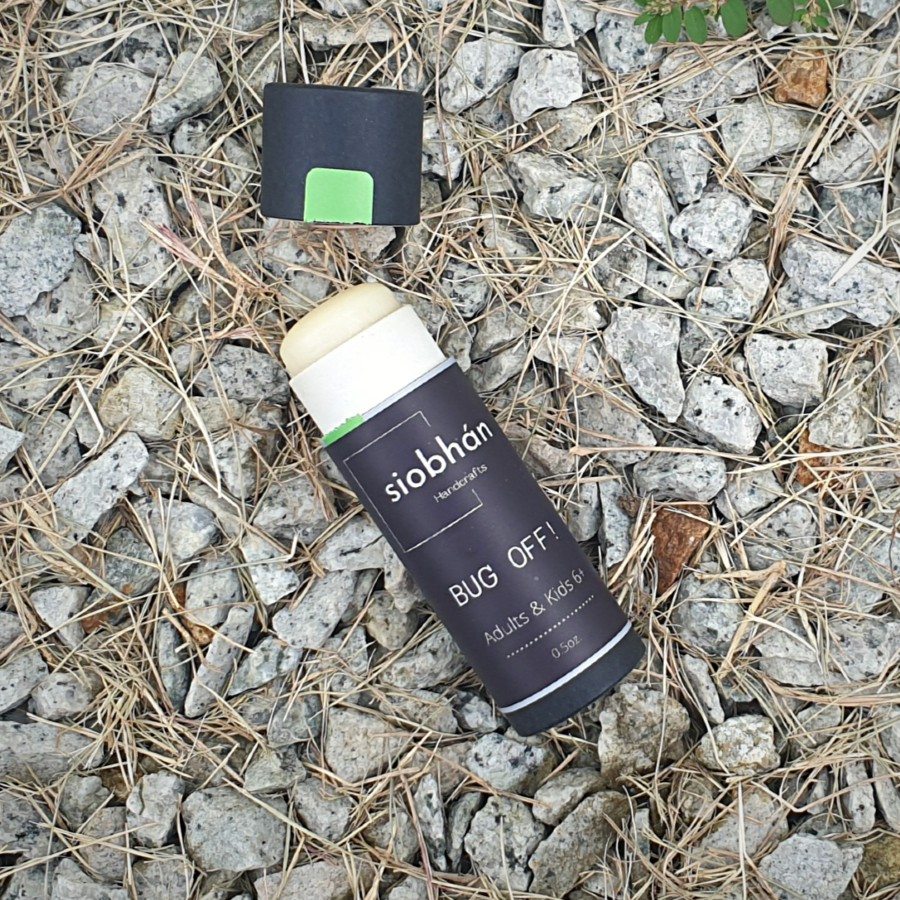 Siobhan Bug Off! Insect Repellent and Relieve Balm - Adults and Kids6+ 14g