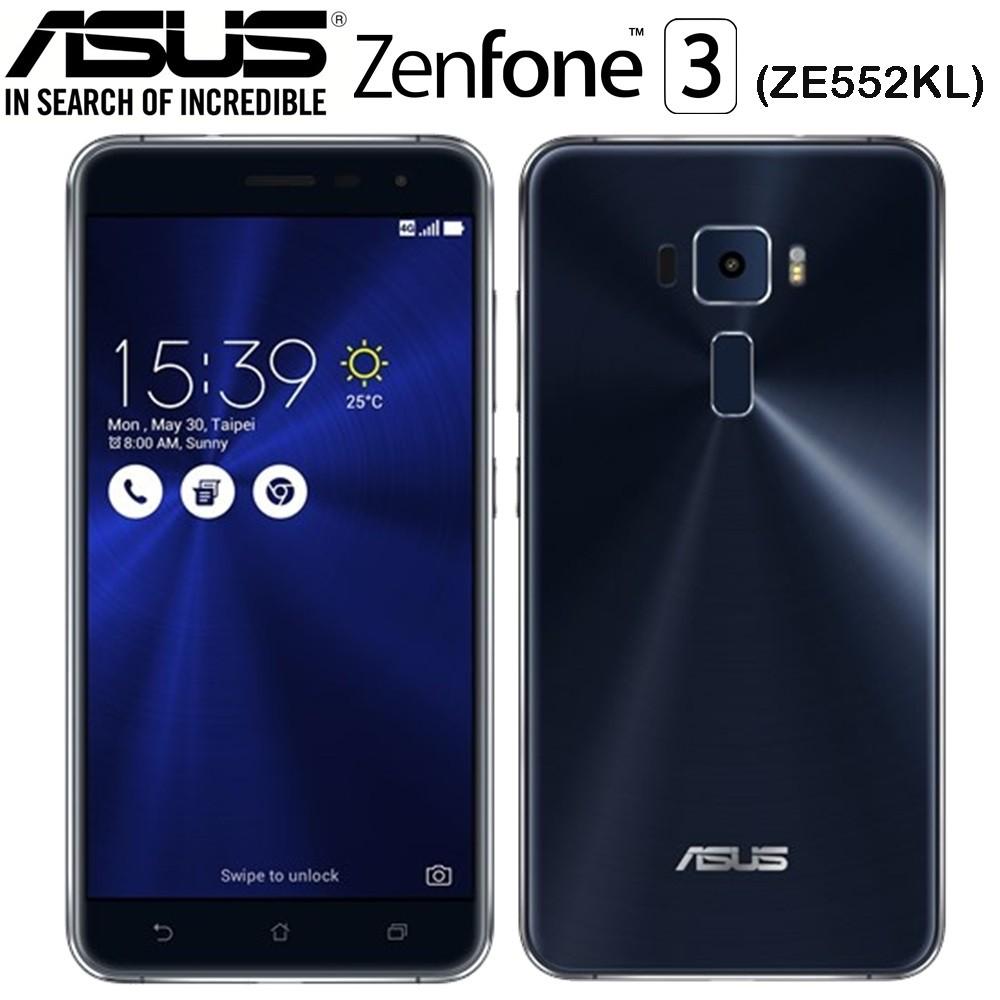 ASUS ZE552KL 4GB RAM 64GB ROM 5 5 INCH SUPER IPS ZENFONE 3 DEMO/DISPLAY SET