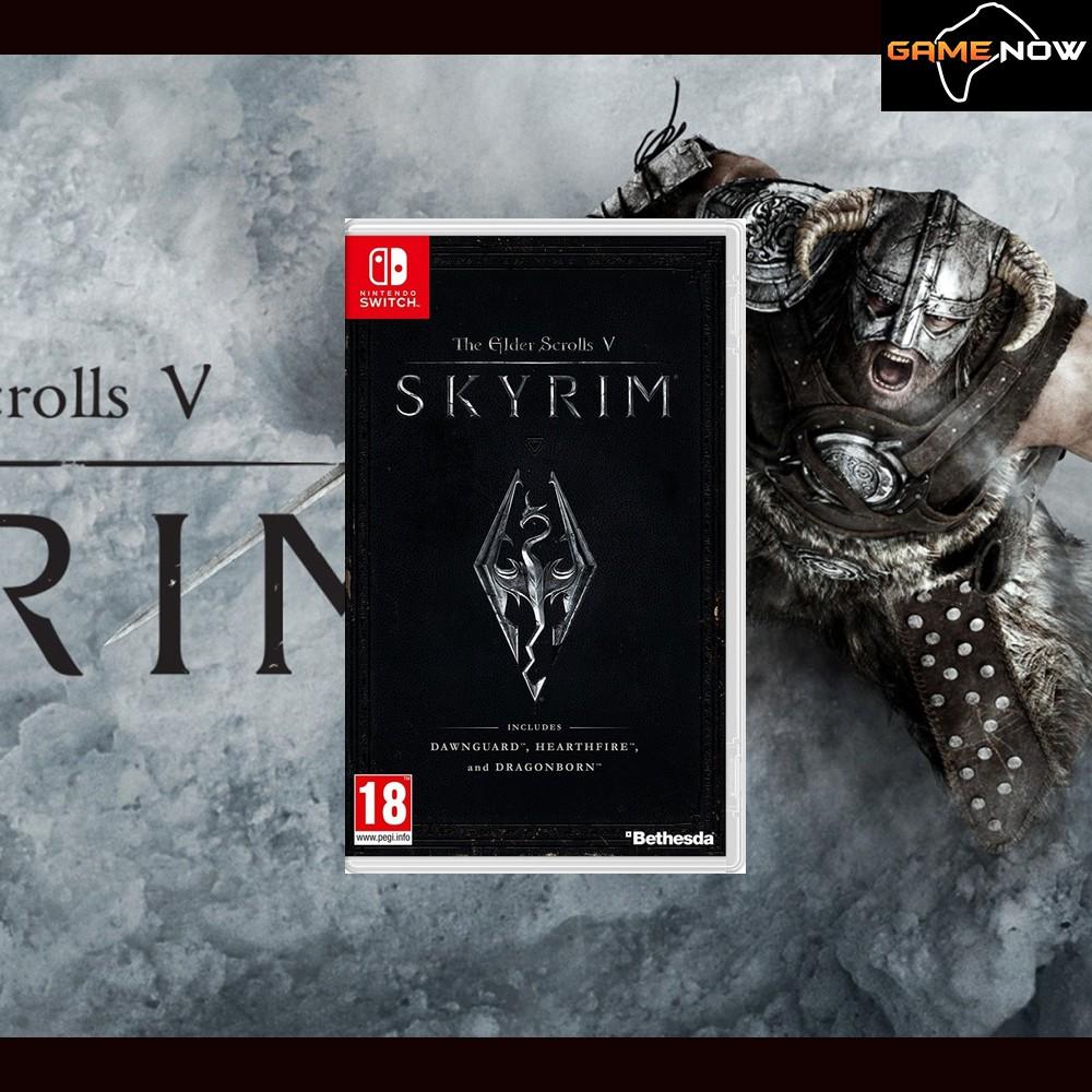 The Elder Scrolls: Skyrim (Switch)