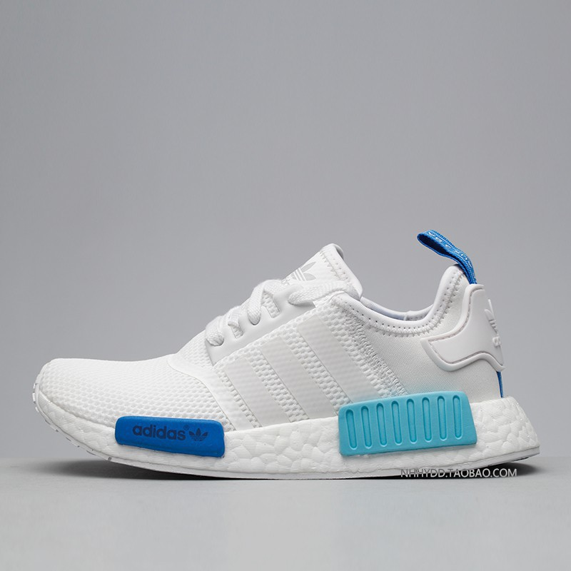 the best attitude fb9ce 541e3 wldm Original Adidas NMD_R1 WMNS boost running shoes S75234 S79162 S79159  Casual