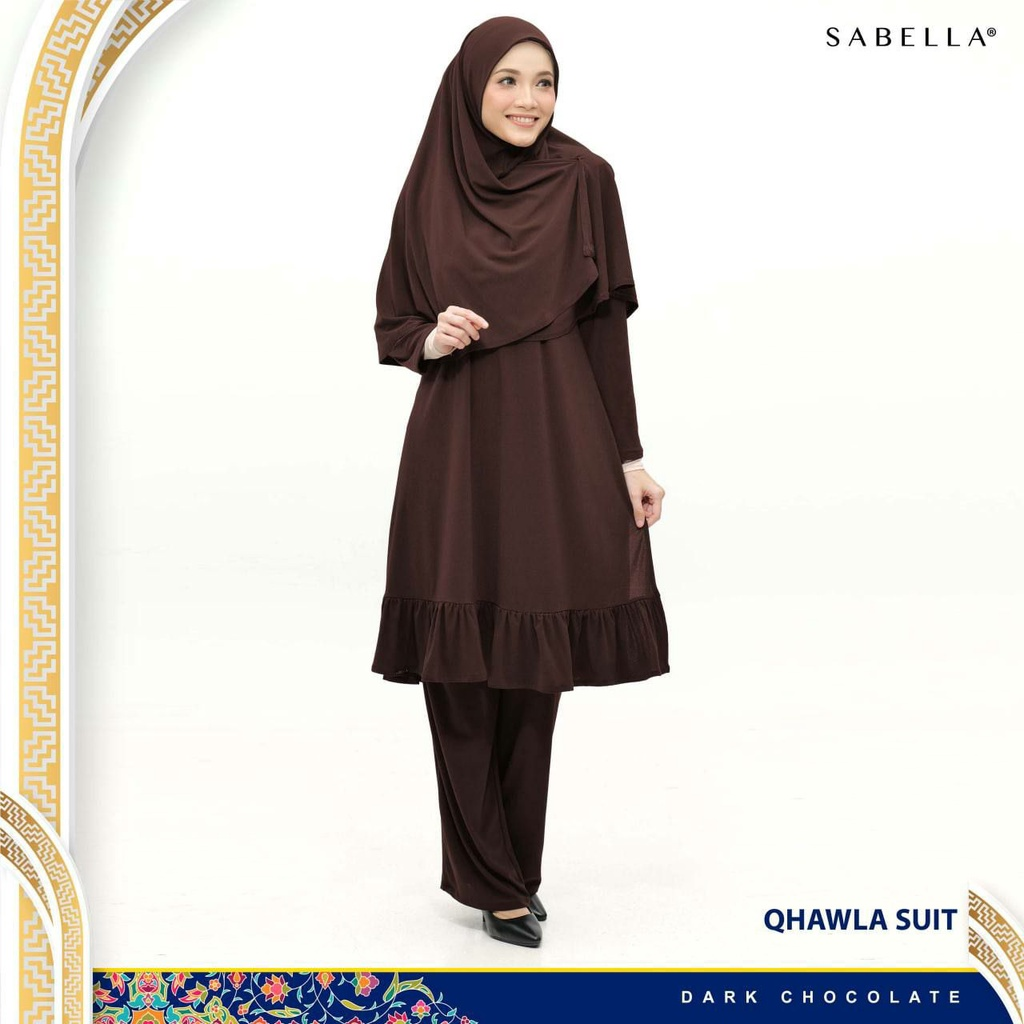 Sabella Qhawla Suit (Ready Stock)