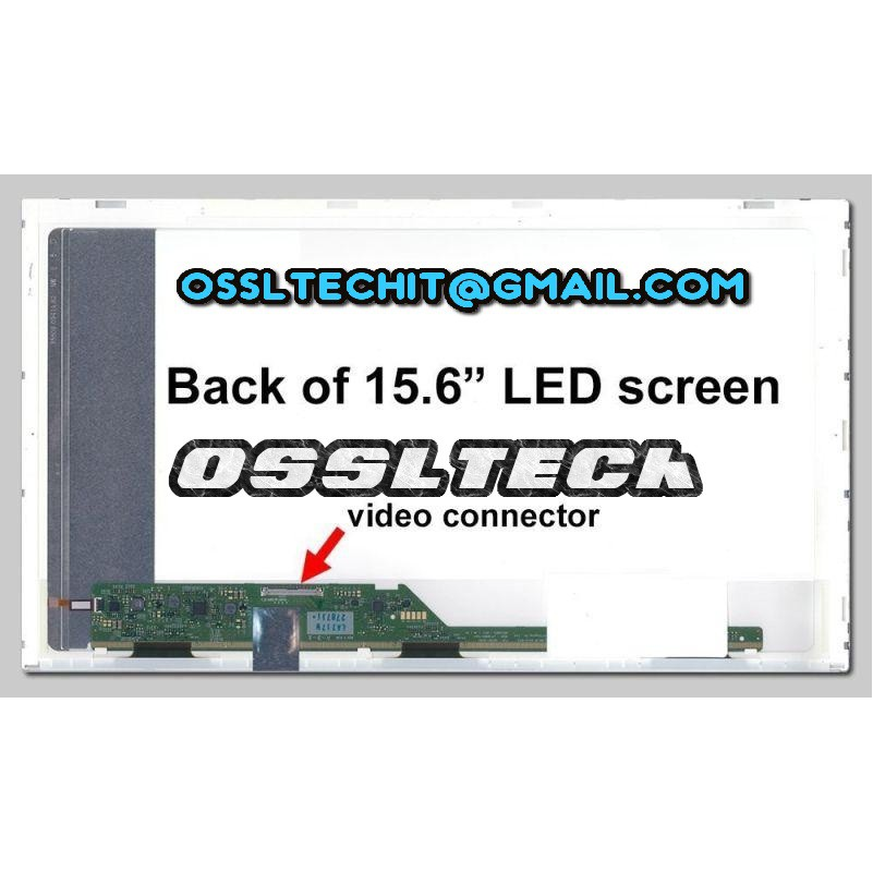 ASUS F55VDR X53TA K53 X55SV X54HR N56VV X52 Laptop LED Screen Panel