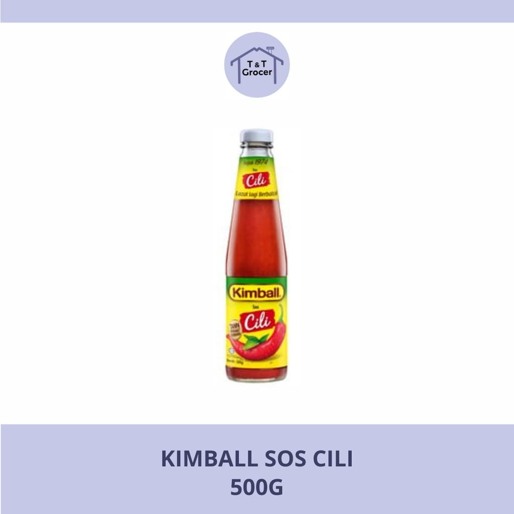 Kimball Sos Cili (500g)