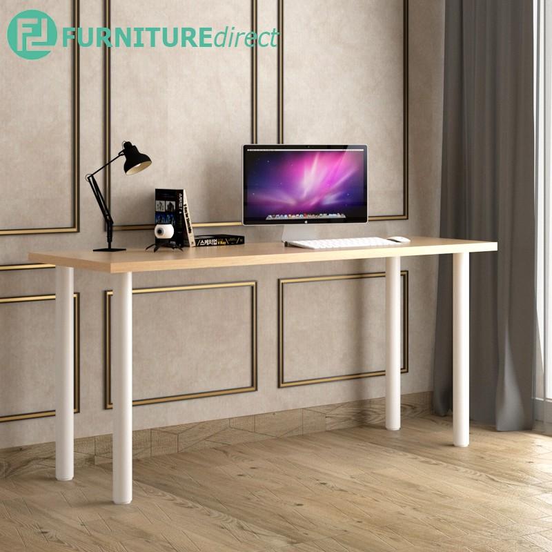 Furniture Direct TAMIKA 160x60cm Melamine Top Table/ study desk/ meja berlajar