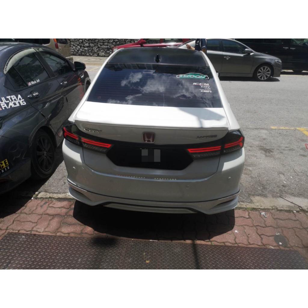 Honda City T9a 6th Gm6 2014 2019 Tail Lamp Led Light Bar Audi Style City Tail Light Shopee Malaysia