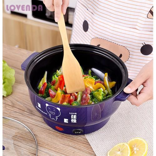 1 8 L Electric Pot Mini Rice Cooker With Steamer Free
