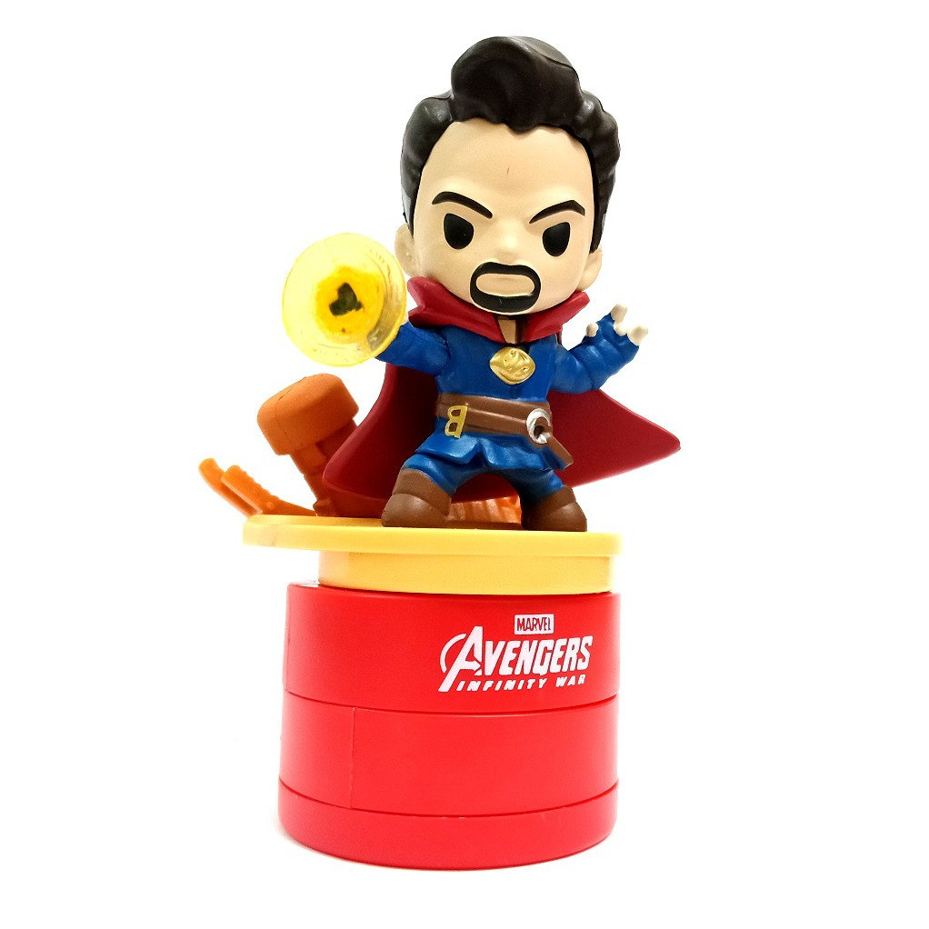 Toys & Hobbies Hearty 10cm Infinity War Doctor Strange Figure Toy Dr Strange Model Toy Gift For Children