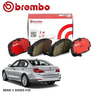 Fits BMW 3 Series E46 330d Genuine Brembo Front Brake Pads Set