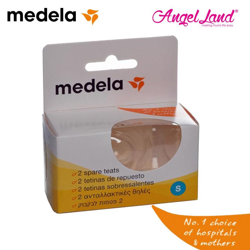 Medela Spare Teats Twin Slow Flow