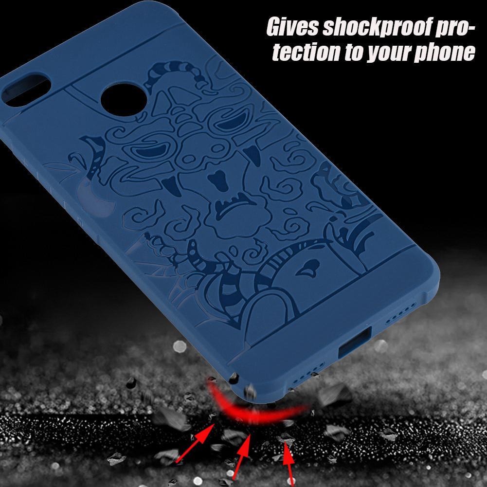 Viviwins TPU Cellphone Shockproof Case Smartphone Phone Soft Holder