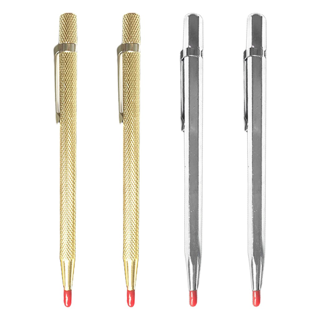 3mm Tunsgten Ceramic Tile Cutter Scriber Engraver Metal Glass Pen Marker Tool